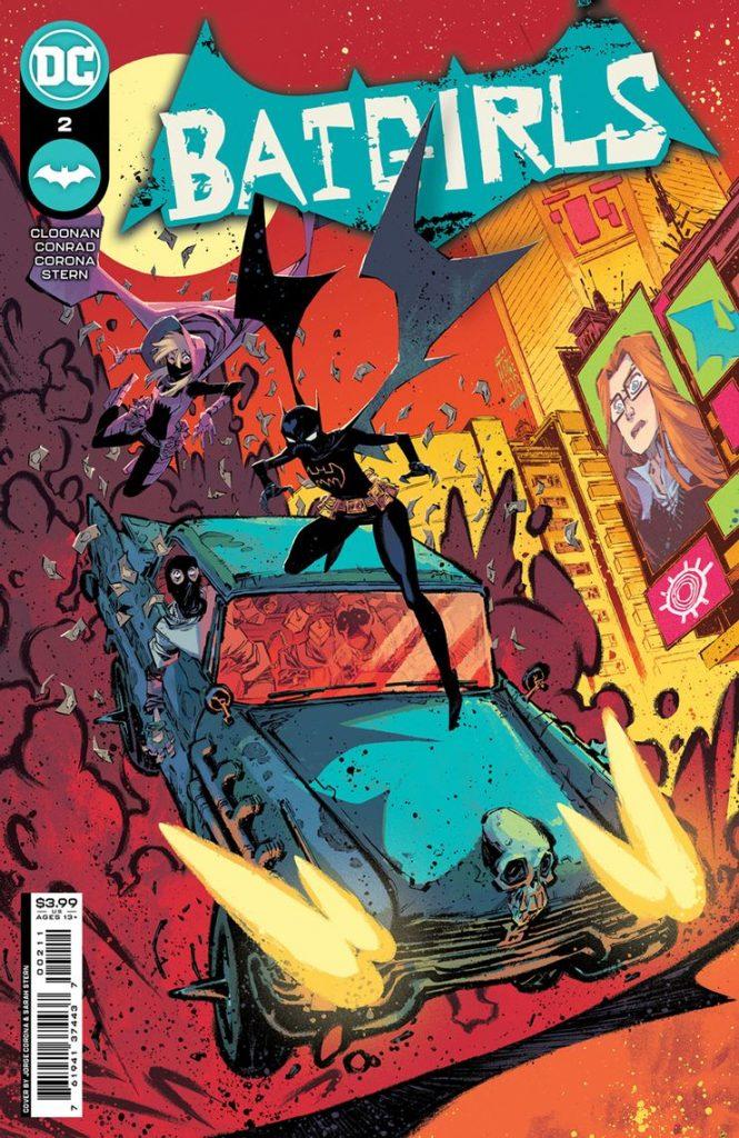 DC dévoile trois nouvelles sorties de décembre (Batgirls, World of Krypton, One Star Squadron) 50