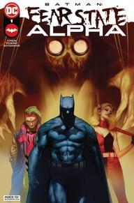 Highlights de la semaine #144 (Fear State : Alpha, Aquaman 80 ans,...) 37