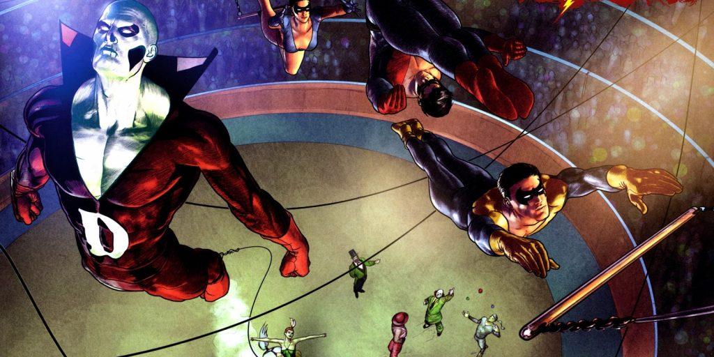 le monde de flashpoint batman image2