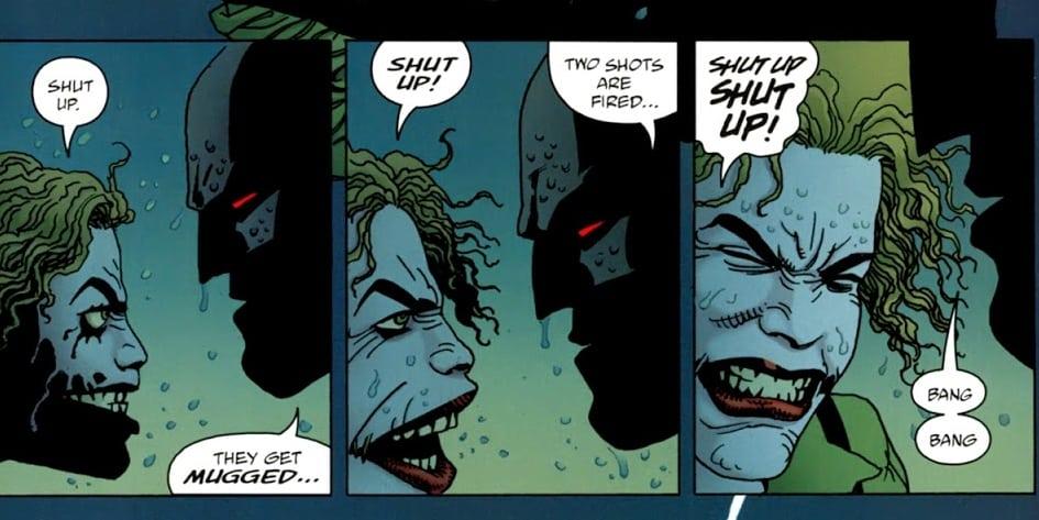 le monde de flashpoint batman image1