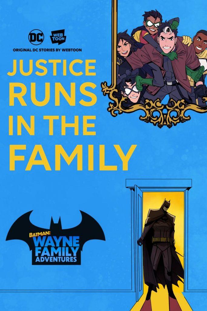 DC dévoile son premier webtoon, Batman : Wayne Family Adventures 28