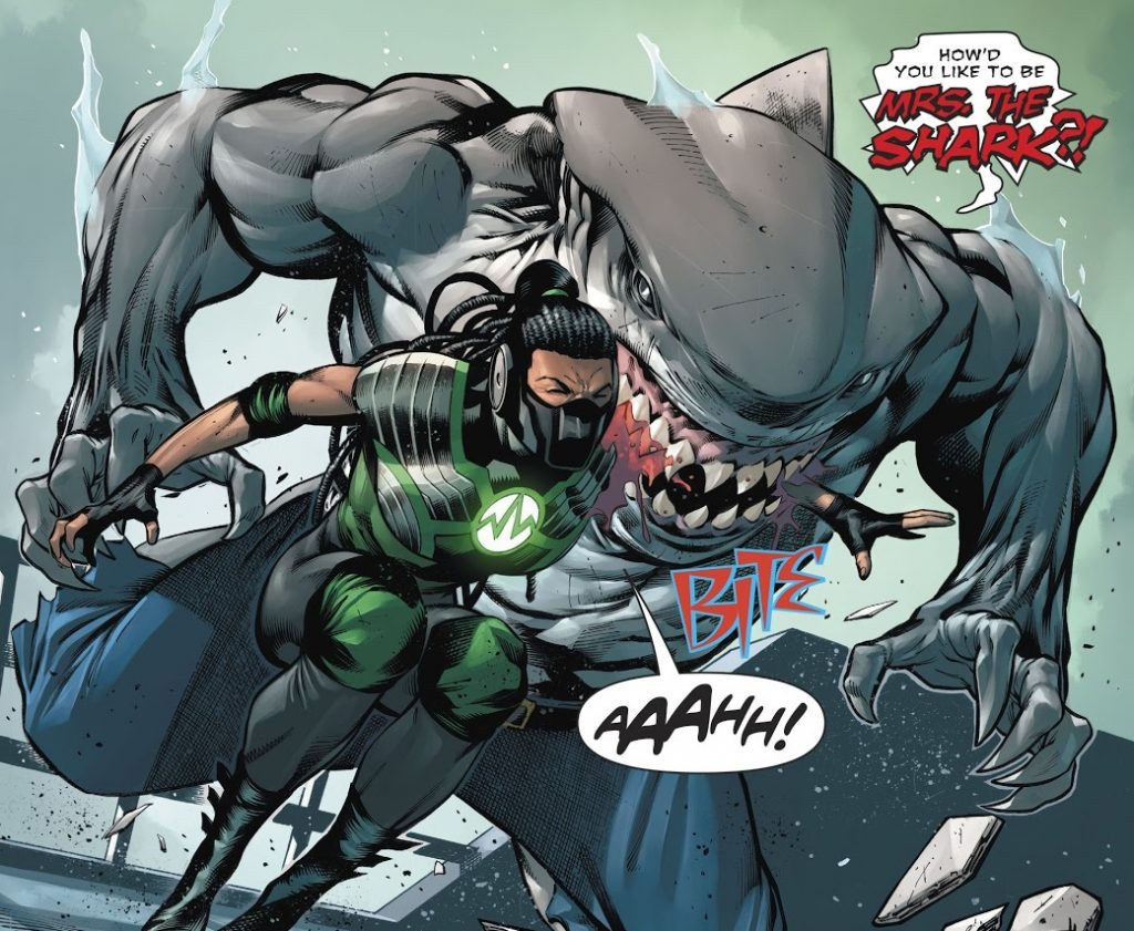 Aquaman and the Lost Kingdom ajoute à son casting Indya Moore, Jani Zhao and Vincent Regan 27