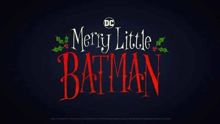 Cartoon Network annonce un Holiday Special Merry Little Batman 27