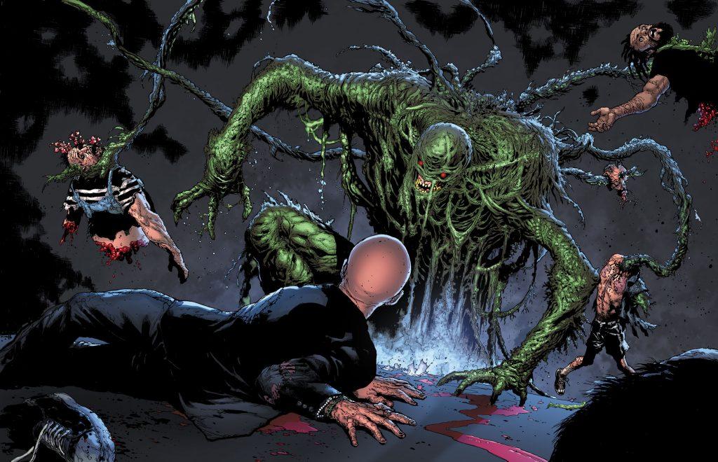 Swamp Thing : Green Hell par Jeff Lemire et Doug Mahnke en décembre 29