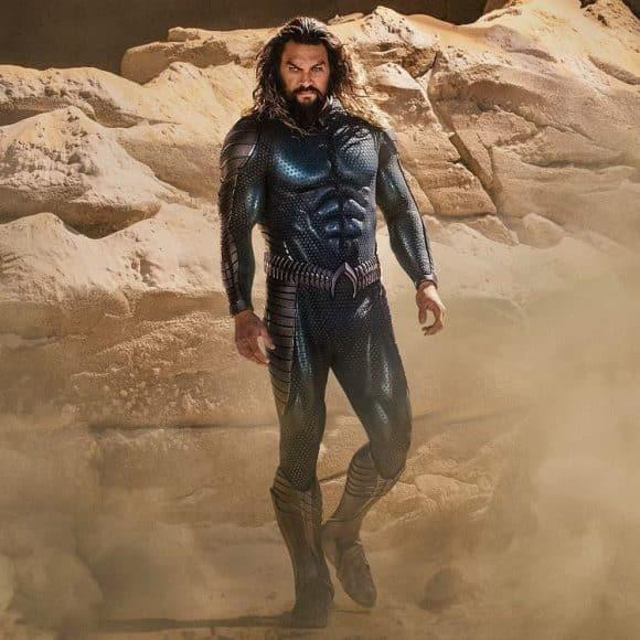 Jason Momoa dévoile un nouveau costume pour Aquaman and the Lost Kingdom 35
