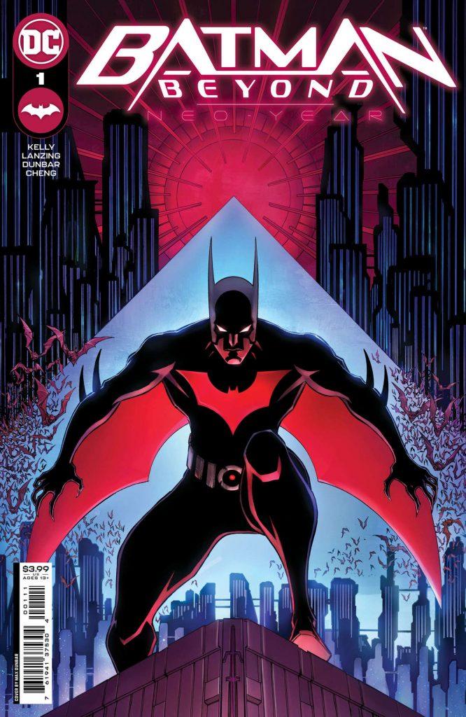 DC annonce Batman Beyond : Neo-Year pour avril 2022 35