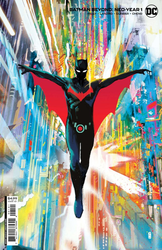 DC annonce Batman Beyond : Neo-Year pour avril 2022 36