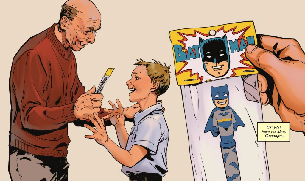 Review VF - Batman : The World 29