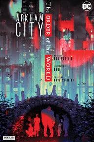 Highlights de la semaine #149 (Arkham City, Are you Afraid of Darkseid,...) 27
