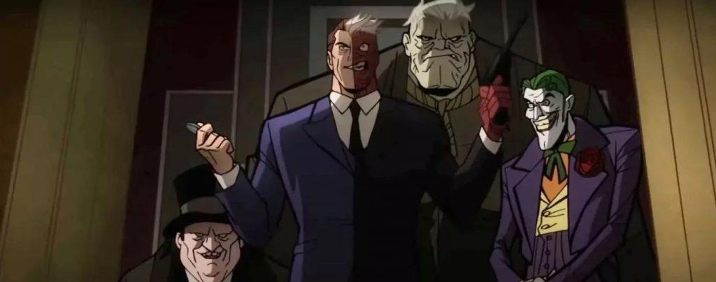 Review TV - Batman : Un Long Halloween - Parties 1 et 2 28