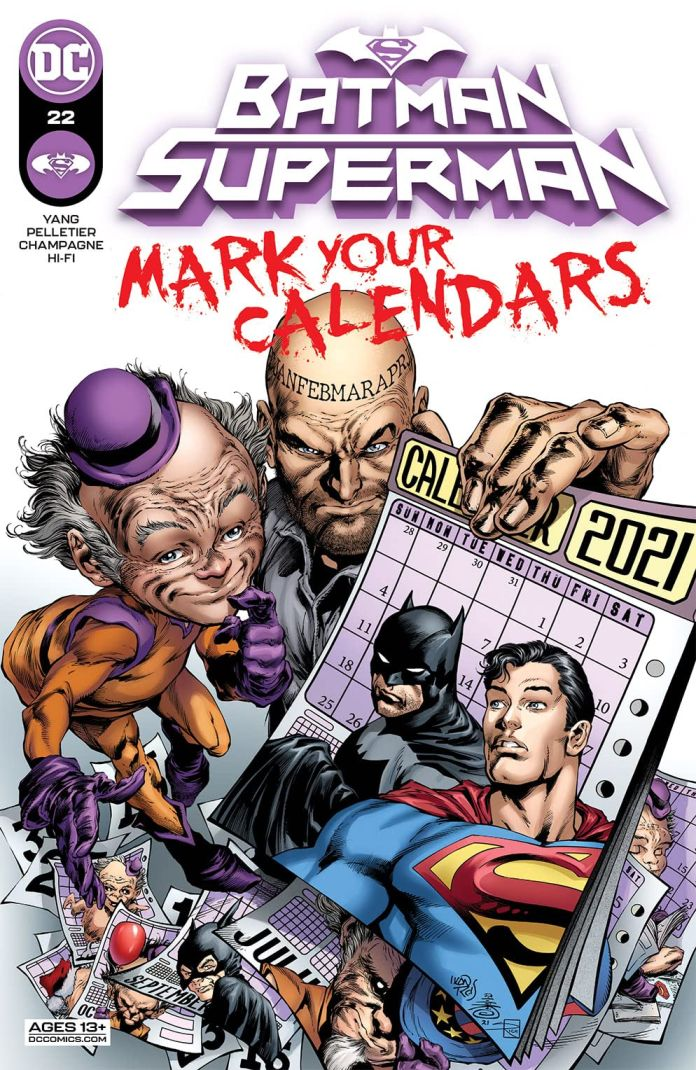 Highlights de la semaine #148 (Deathstroke Inc., Batman vs Bigby,...) 29