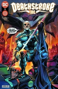 Highlights de la semaine #148 (Deathstroke Inc., Batman vs Bigby,...) 30