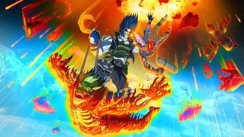 Des images d'une série d'animation annulée Lobo font surface 27