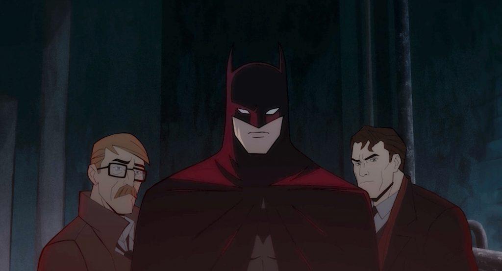 Review TV - Batman : Un Long Halloween - Parties 1 et 2 29