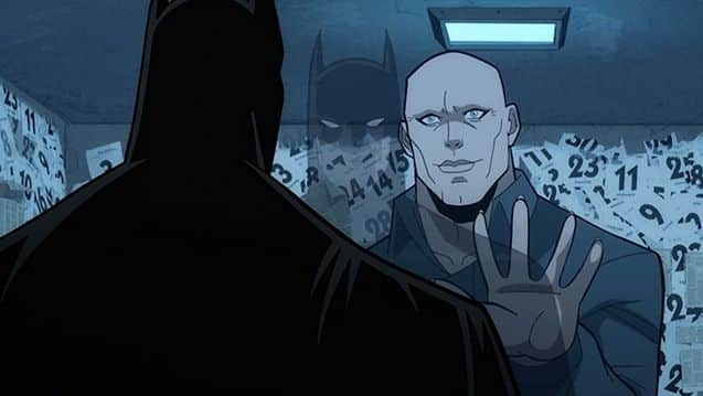 Review TV - Batman : Un Long Halloween - Parties 1 et 2 30